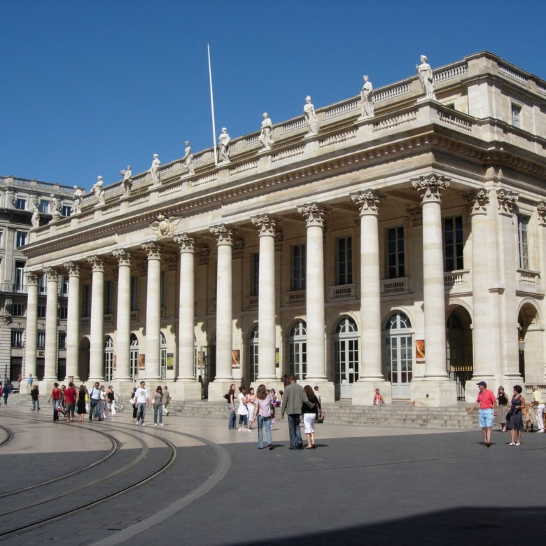Northern Western France Driving Road Trip Itinerary Travel Tips Bordeaux Grand Theatre