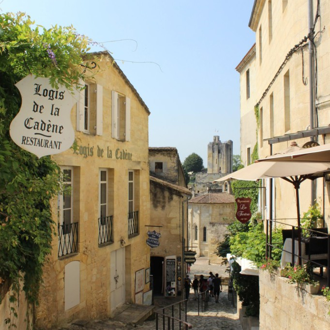 Northern Western France Driving Road Trip Itinerary Travel Tips Saint Emilion Restaurant