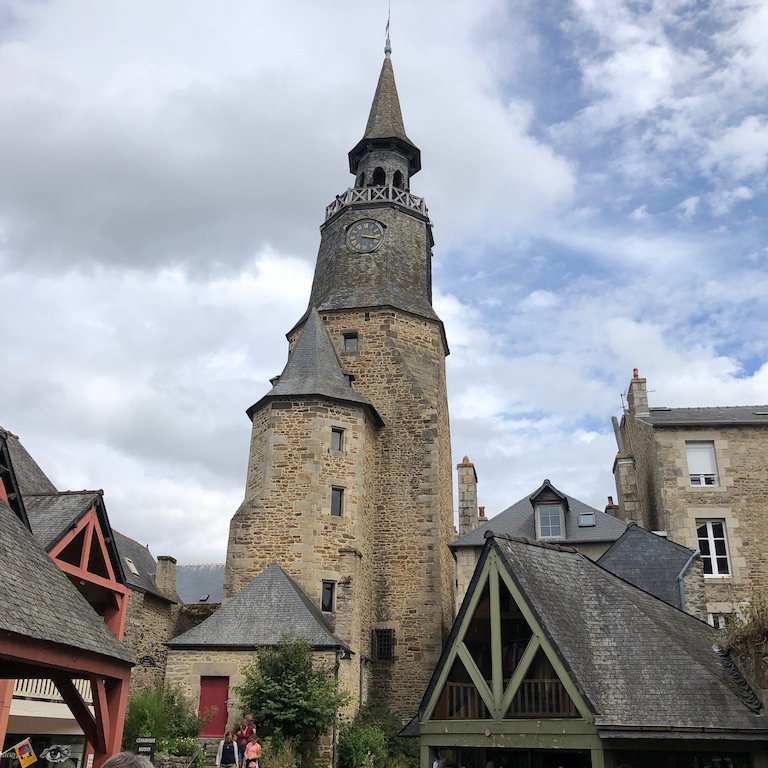 Northern Western France Driving Road Trip Itinerary Travel Tips Clock Tower