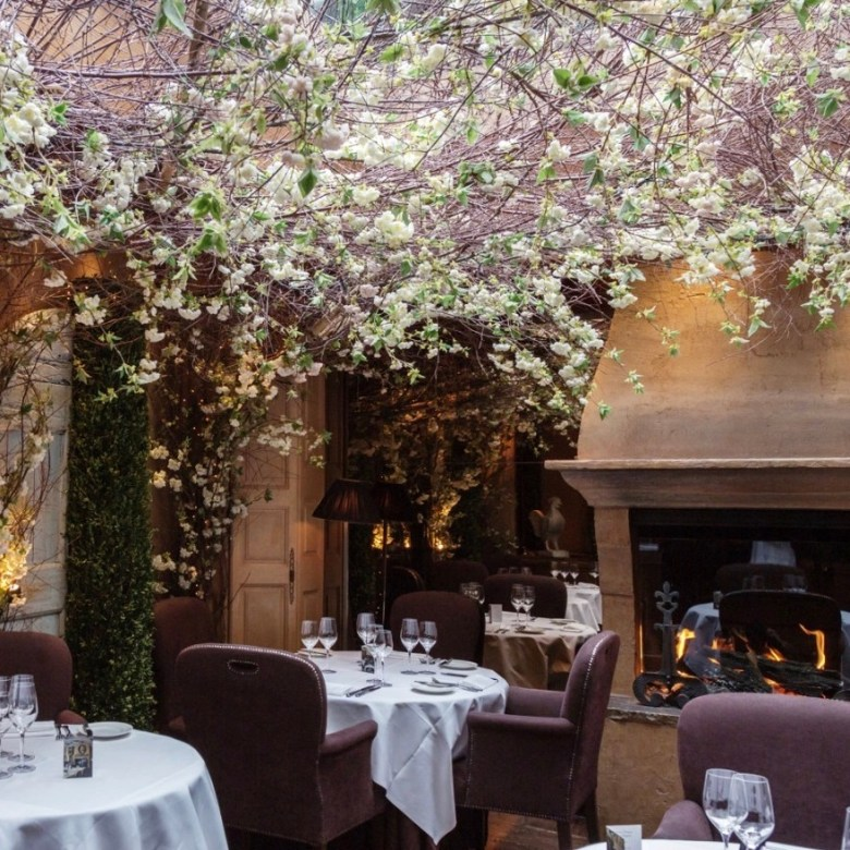 Holiday London Itinerary Travel Tips Clos Maggoire Covent Garden Lunch