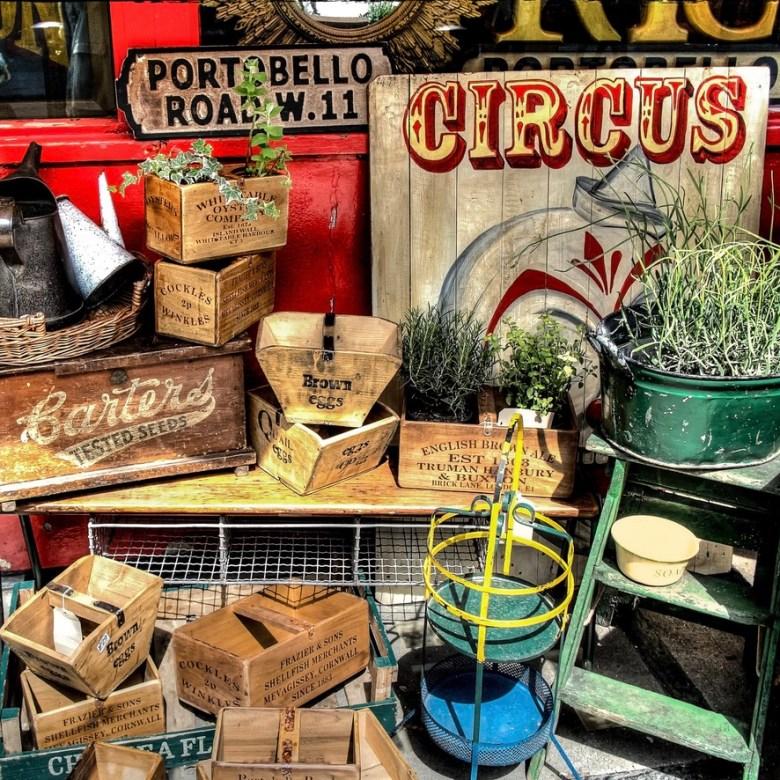 Holiday London Itinerary Travel Tips Days Notting Hill Portobello Road