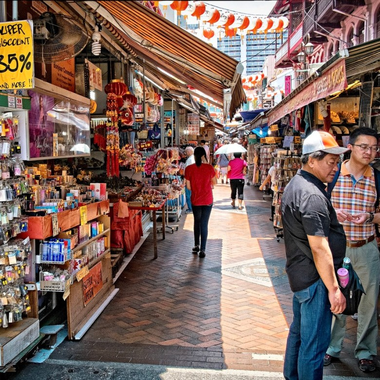 Holiday Singapore Itinerary Travel Tips Chinatown Sago Street Market