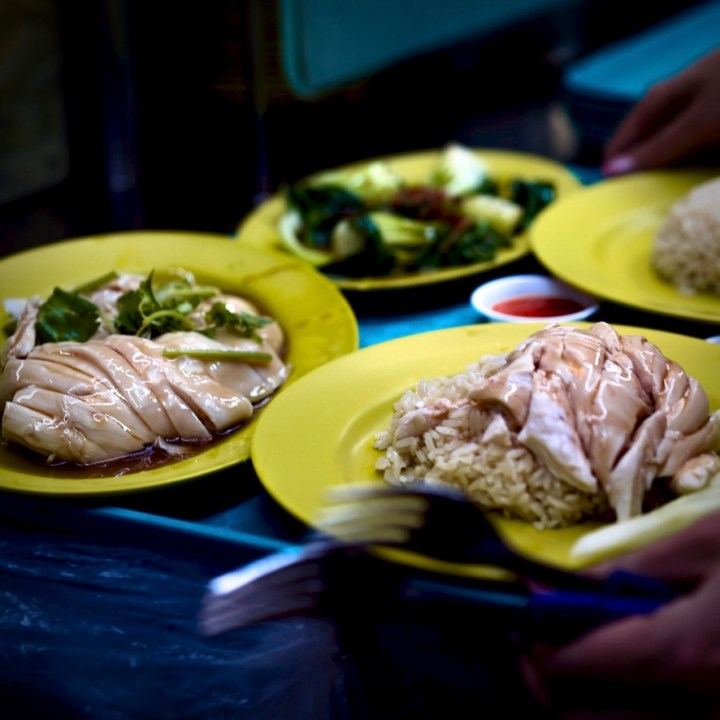 Holiday Singapore Itinerary Travel Tips Chinatown Maxwell Food Centre Tian Tian Chicken Rice Lunch