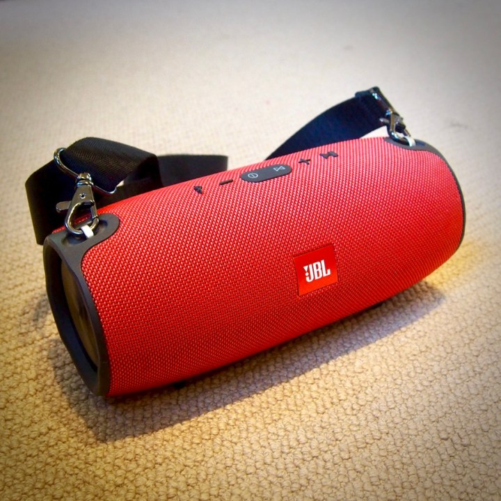 Best bluetooth portable speaker JBL Xtreme long term review main