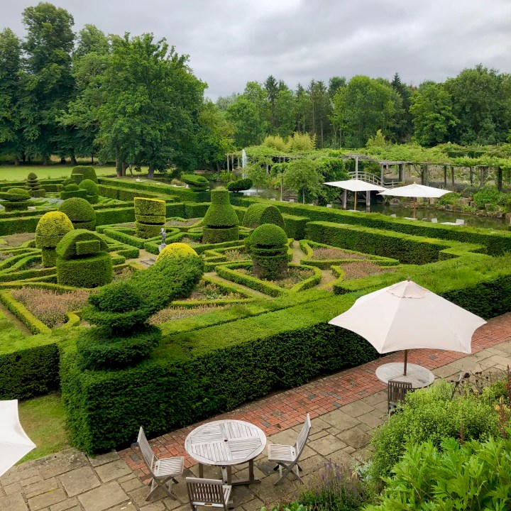Great Fosters Luxury Country Home Weekend Retreat Central London Hotel Review Gardens