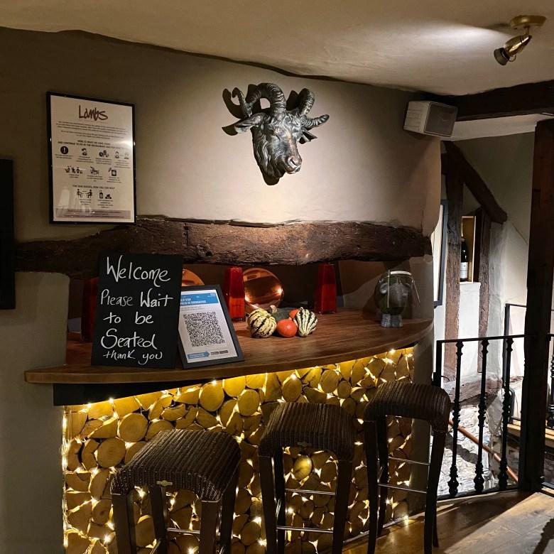Romantic Cosy Dinning Stratford Upon Avon British Restaurant Decor