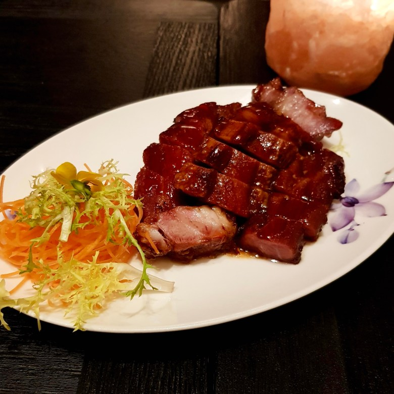 Imperial Treasure London Waterloo Place Chinese Restaurant Michelin High End St James Mayfair Cantonese Expensive Luxury Dining Iberico Char Siu Barbecued Pork