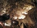 Stalactites in Ngilgi Cave