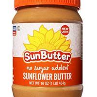 SunButter Sunflower Seed Spread - No Sugar Added - 16 oz