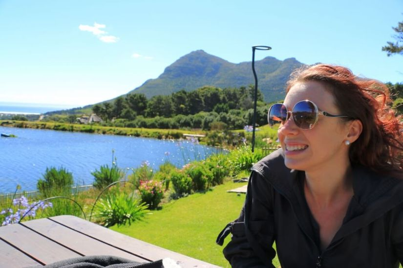 Cape Town, Noordhoek, wine