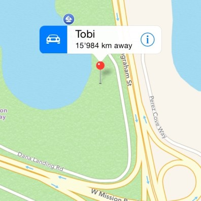 Tobi went away for a conference for 10 days.