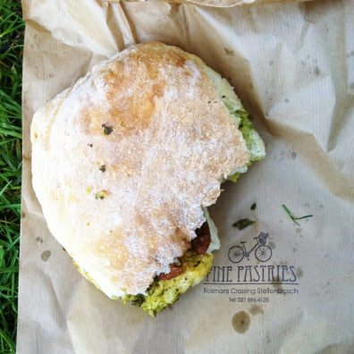 Slow Market, Fine Pasteries, Stellenbosch