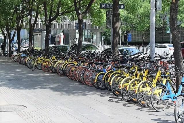 Bike Sharing in Beijing