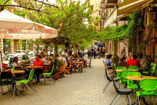 Travel Yerevan in April