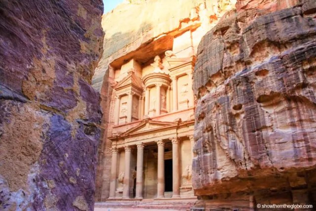 Travel Jordan in May Show Them The Globe