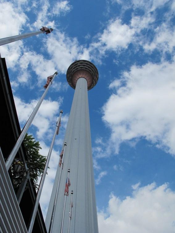Kuala Lumpu's Communications Tower