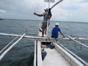 Whale shark spotters