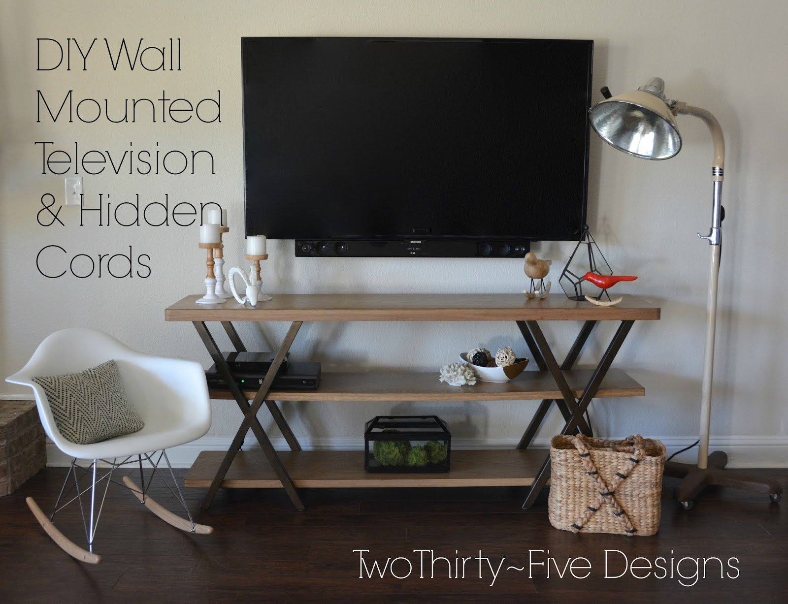 How To Hide Wires For Wall Mounted Tv Newhairstylesformen2014com