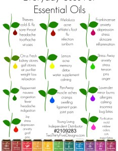 Essential oil uses by two thirty five designs also   rh twothirtyfivedesigns