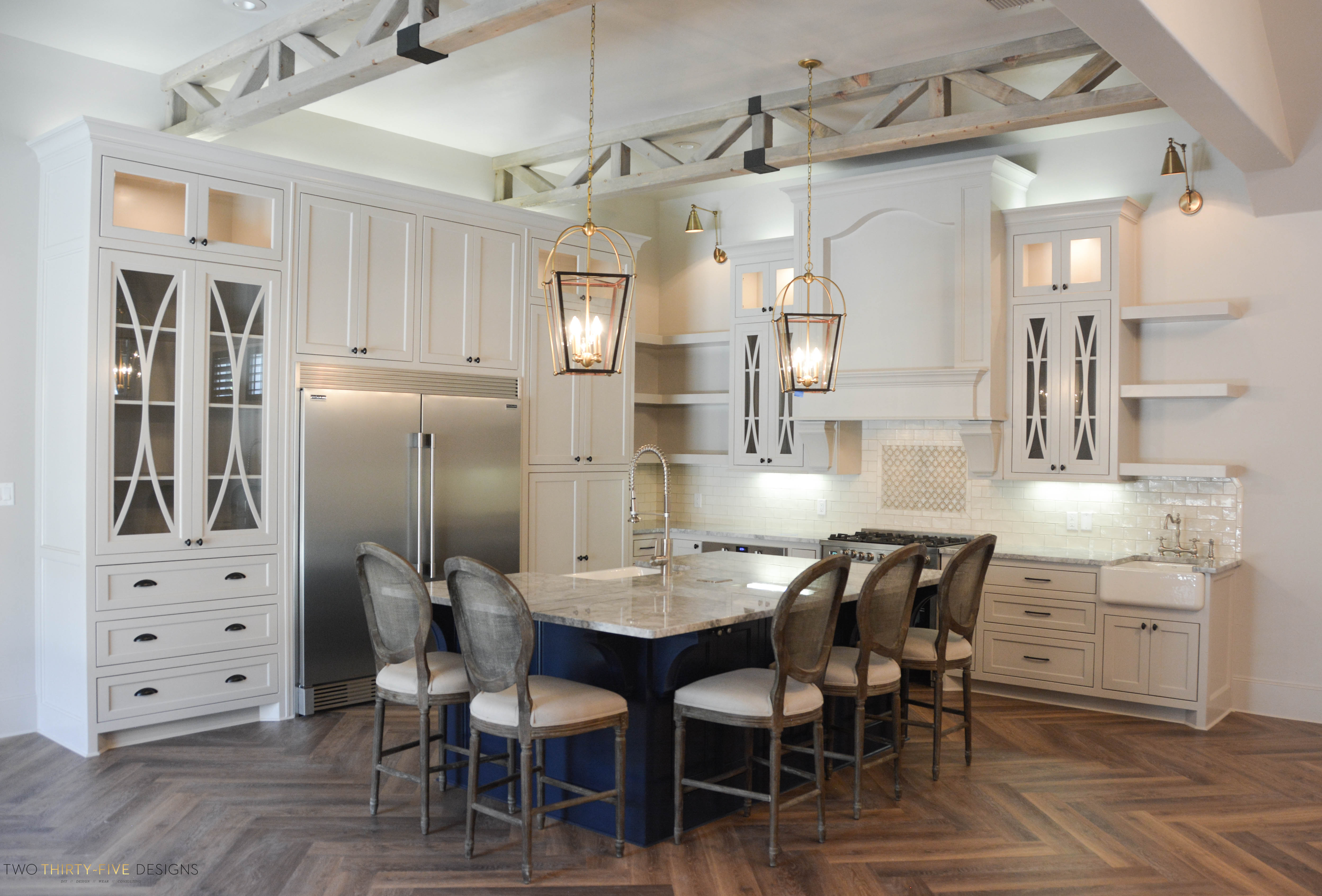 French Rustic Cottage By Two Thirty~Five Designs