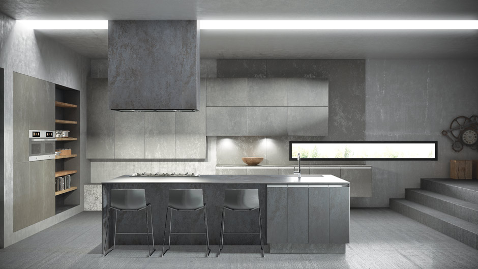 Modern Kitchens  True Handleless Kitchens  Designer Kitchens