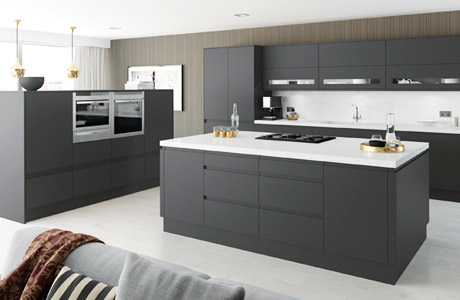 Handleless Kitchens German Style Kitchens True Handleless