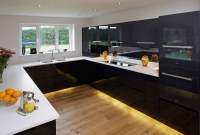 Ultra High Gloss Real Acrylic Kitchen