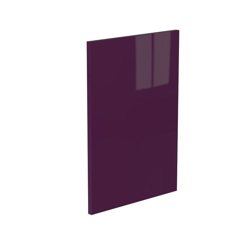 Purple High Gloss Acrylic Kitchen Doors