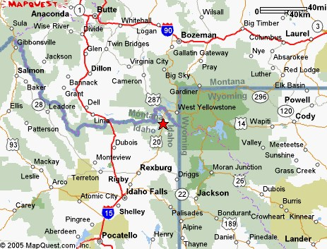 26 amazing Map Montana Idaho Wyoming bnhspinecom