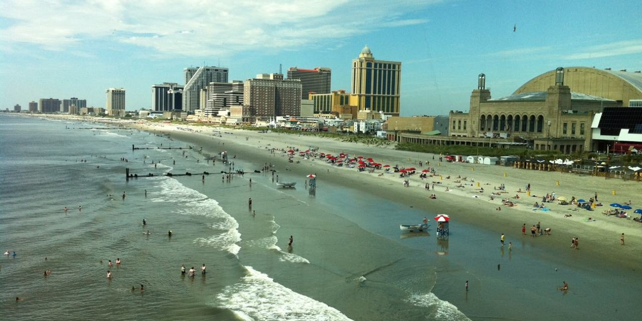 Try Your Luck in Atlantic City, New Jersey