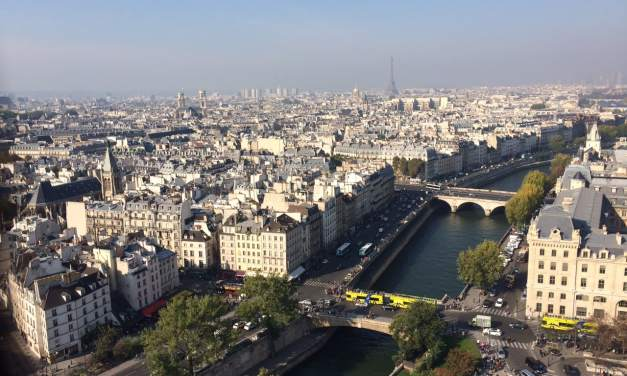 12 Random Observations about Paris, France