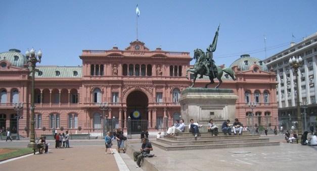 Chasing Evita in Buenos Aires, Argentina