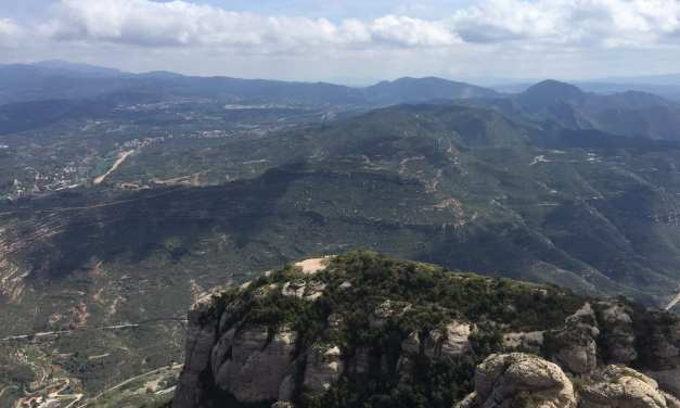 Montserrat: Mountain, Monastery, and Wine