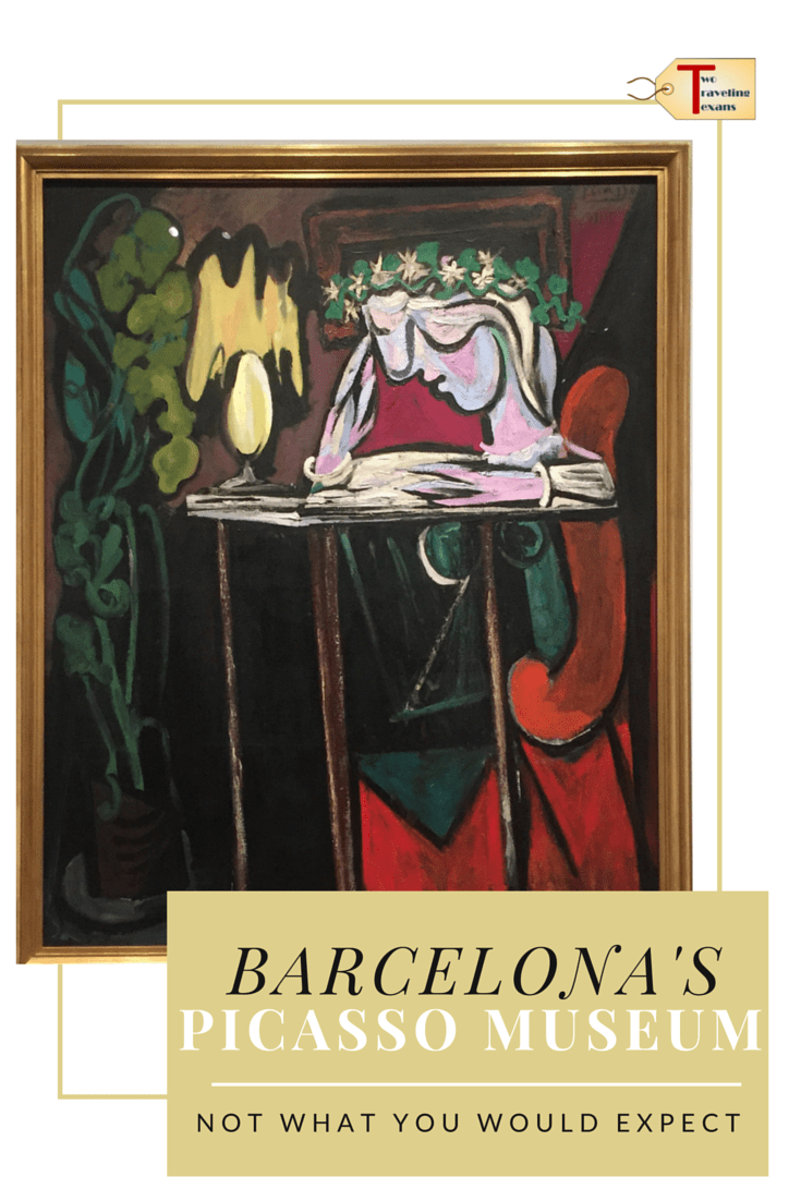 Get tips for visiting the Picasso Museum in Barcelona, which has a large collection of the artist's early works. | Spain | Modern Art | Cubism | Pablo Picasso #barcelonaartmuseum #pablopicassomuseum #modernart