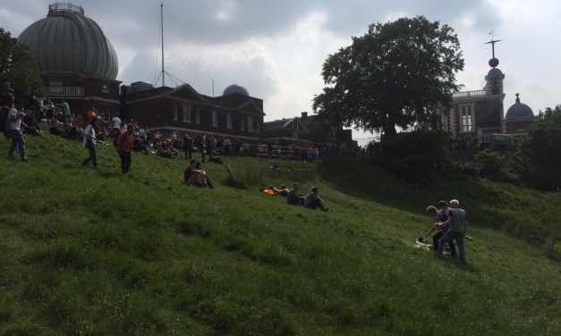 Greenwich Royal Observatory: Time to Learn About Time