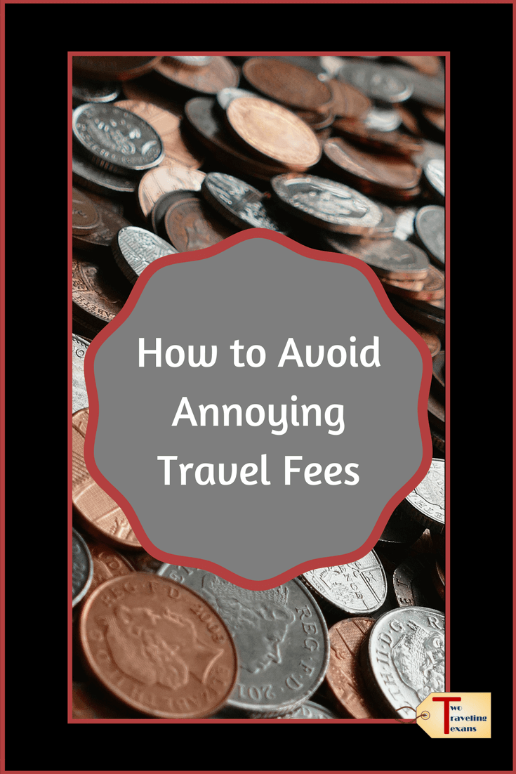 Learn about annoying travel fees that are becoming more common & get some suggestions of different ways that you can avoid them. #traveltips #avoidfees #budget #traveladvice #nomorefees | Travel Savings Tips | Travel Tips Money | Save Money When Traveling | Save Money Tips | Money Saving Travel Tips | Money Saving Tips | Travel Save Money Ideas | Travel Save Money Tips | Travel Saving Hacks | Money Saving Travel Hacks | Airline Fees | International Roaming | Free Wifi Hack