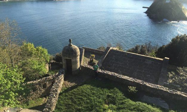 San Sebastian's Monte Urgull is Worth the Hike!