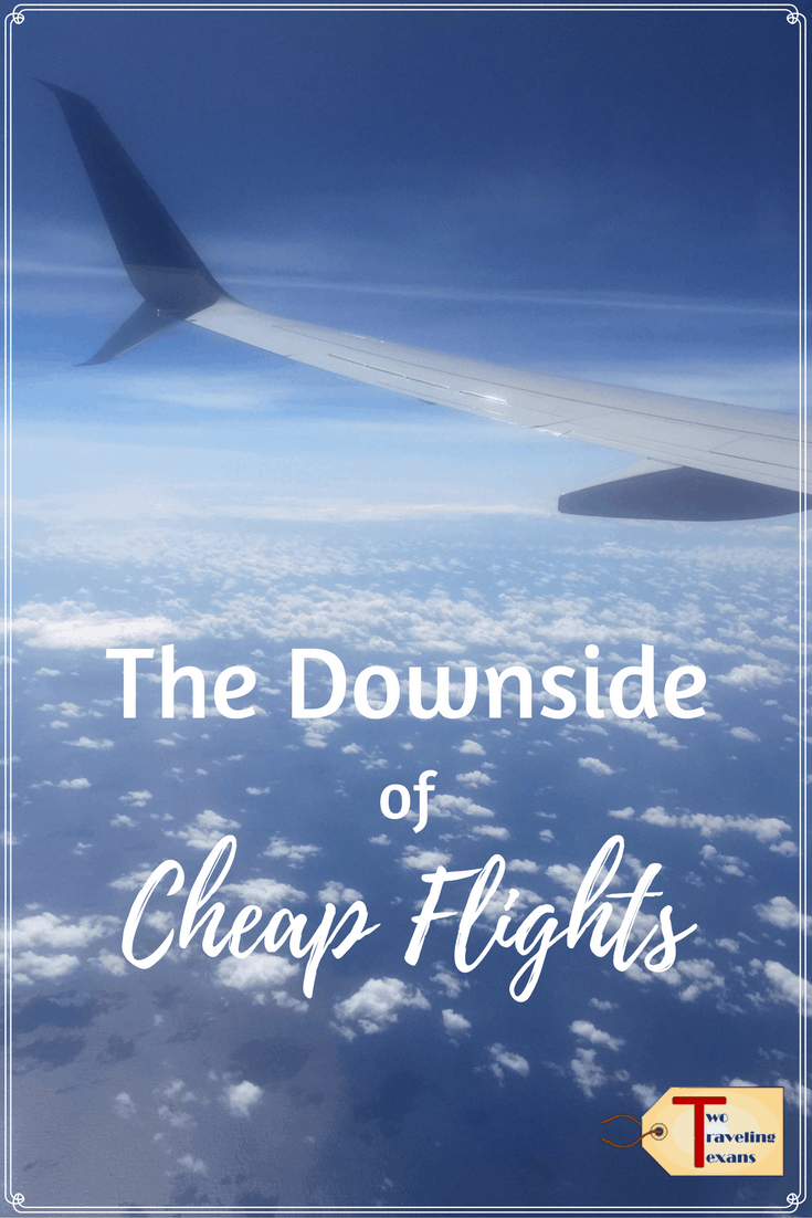 Find out what to watch out for when booking cheap flights.  You may need to do a little more research before booking.