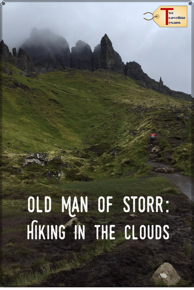 Tips and advice for hiking the Old Man of Storr on Isle of Skye, Scotland | travel
