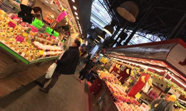 La Boqueria Market: Come Hungry!