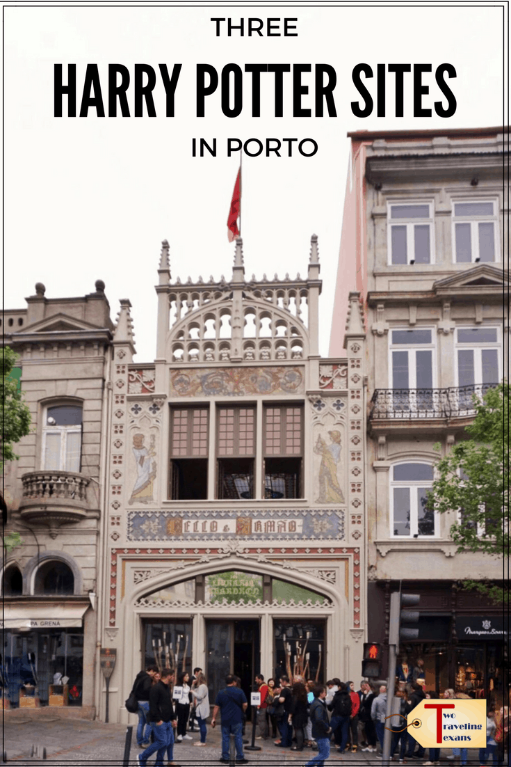 Learn about the connection between Harry Potter and Porto, Portugal by visiting three sites that may have influenced JK Rowling. | Travel