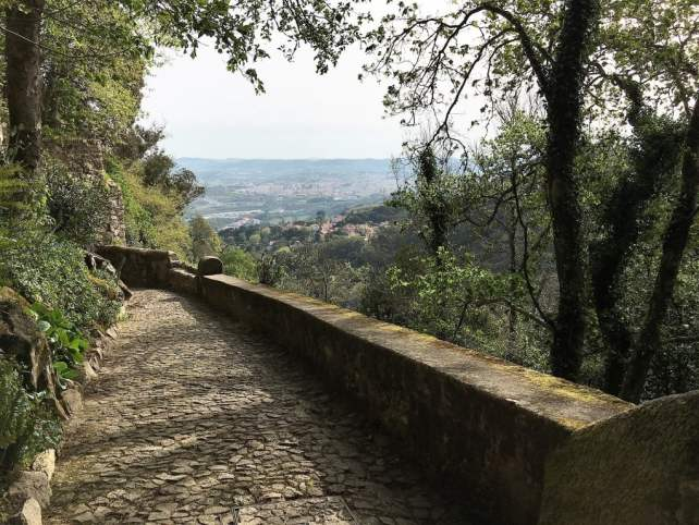 "The walk from the bus to the castle is well-marked and has great views too.- ""Why I Loved the Moorish Castle"" - Two Traveling Texans"
