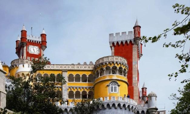 Pena Palace: Sintra's Fairytale Castle