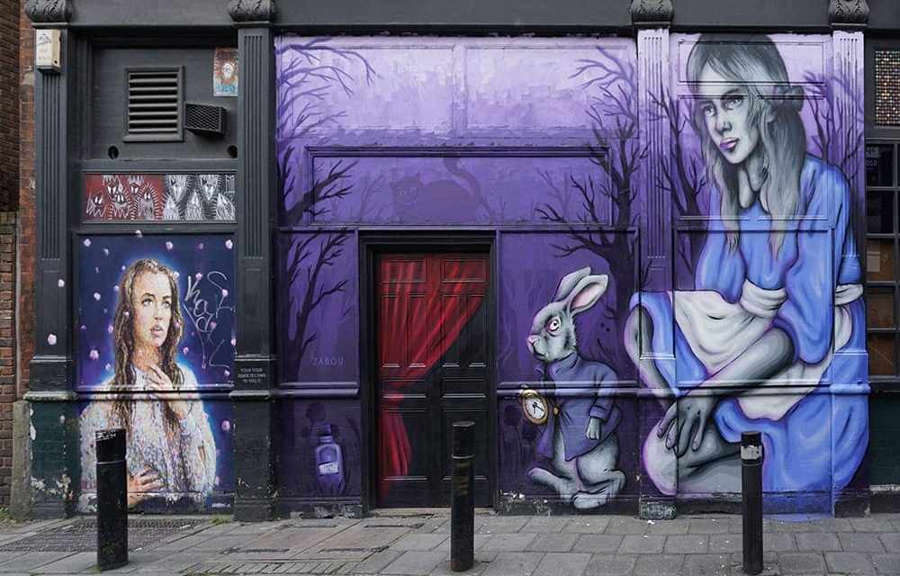 Free Shoreditch Street Art Tour