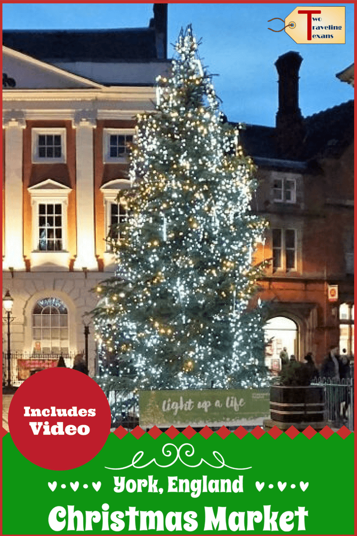 All the info you need (plus a video) to get the most out of the St. Nicholas Fair York Christmas Market in York, England. | York Christmas England | York Christmas Market England #yorkchristmasmarket #europeanchristmasmarket #yorkengland #christmasinyorkengland
