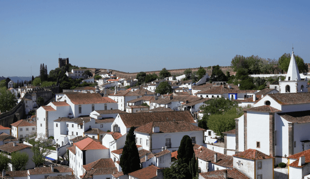 Obidos, Portugal: The Wedding Gift Town