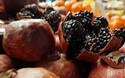 Trying Latvian Food at Riga Central Market