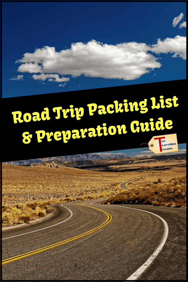 Wondering what things to bring on a road trip? Read my comprehensive road trip packing list and preparation guide.  Find out what road trip essentials you will need, plus get ideas for road trip snacks, road trip games, and how to get your car ready for the drive.  It's everything you need to create your own road trip checklist! | Road Trip Car Organization | Road Trip Hacks | Road Trip Must Haves #roadtrip #travel #summertravel