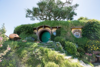 Hobbiton: Bag End