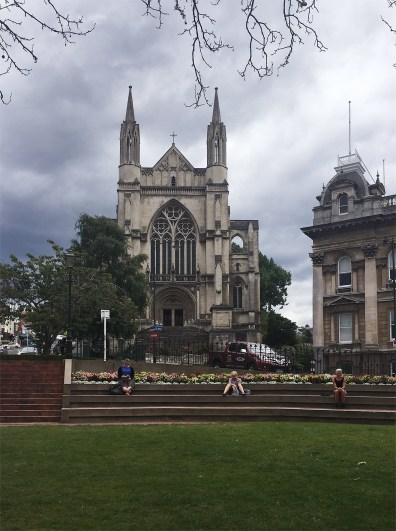 St Pauls Cathedral in Dunedin